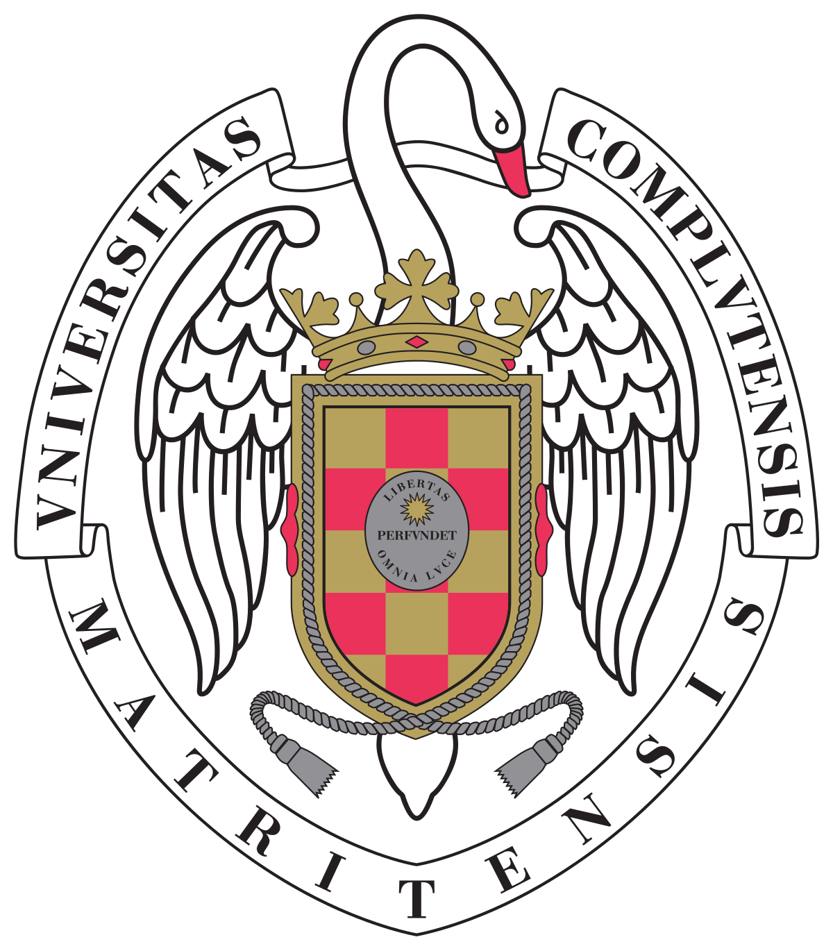 University Complutense of Madrid logo