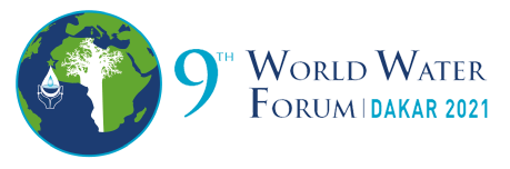 9th World Water Forum Dakar 2021 Logo