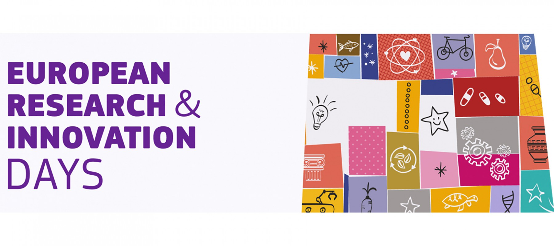 European Research & Innovation Days Banner