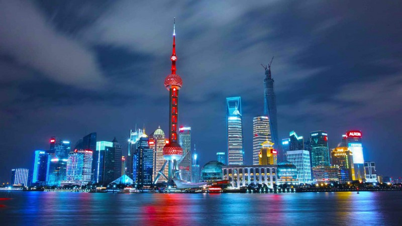 Shanghai by night Wetskills banner