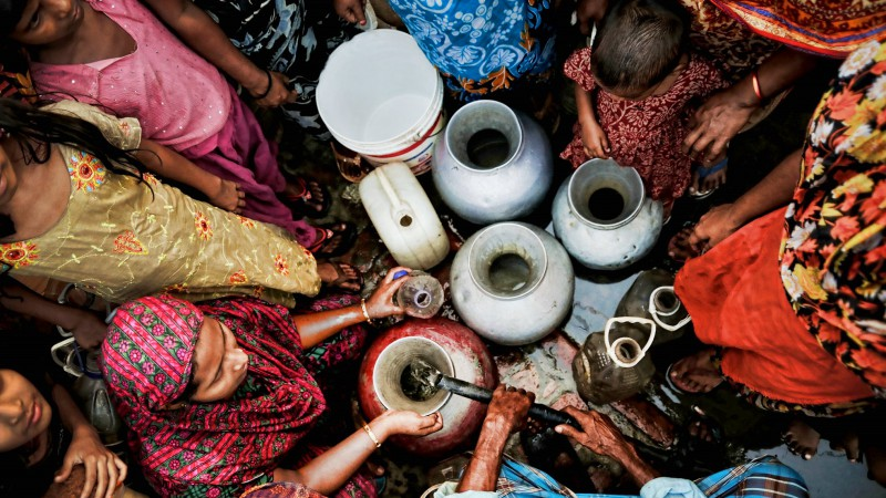 WIN photo competition: water and sanitation in cities