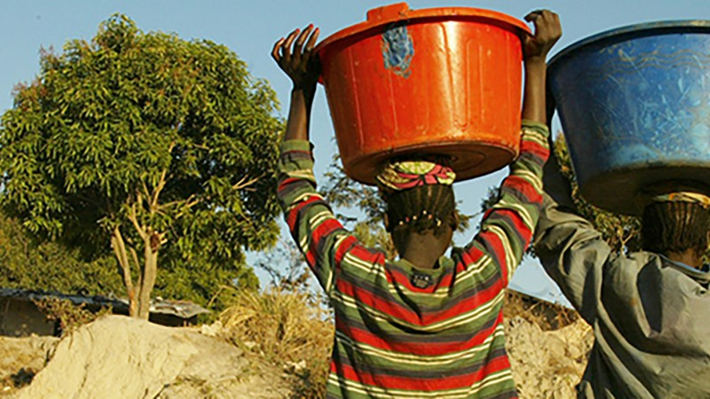 Commonwealth Scholarships - Water Management for Development