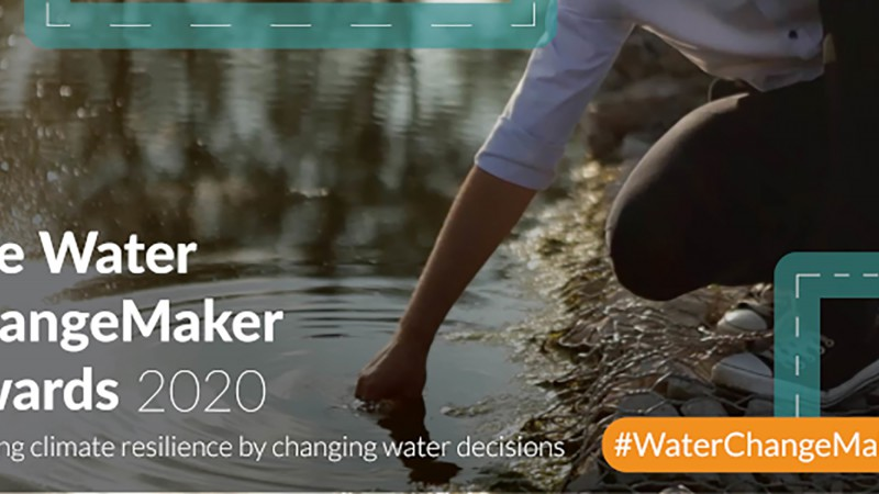 The Water ChangeMakers Awards 2020
