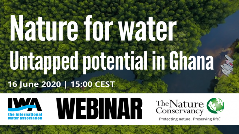 Nature for Water Webinar