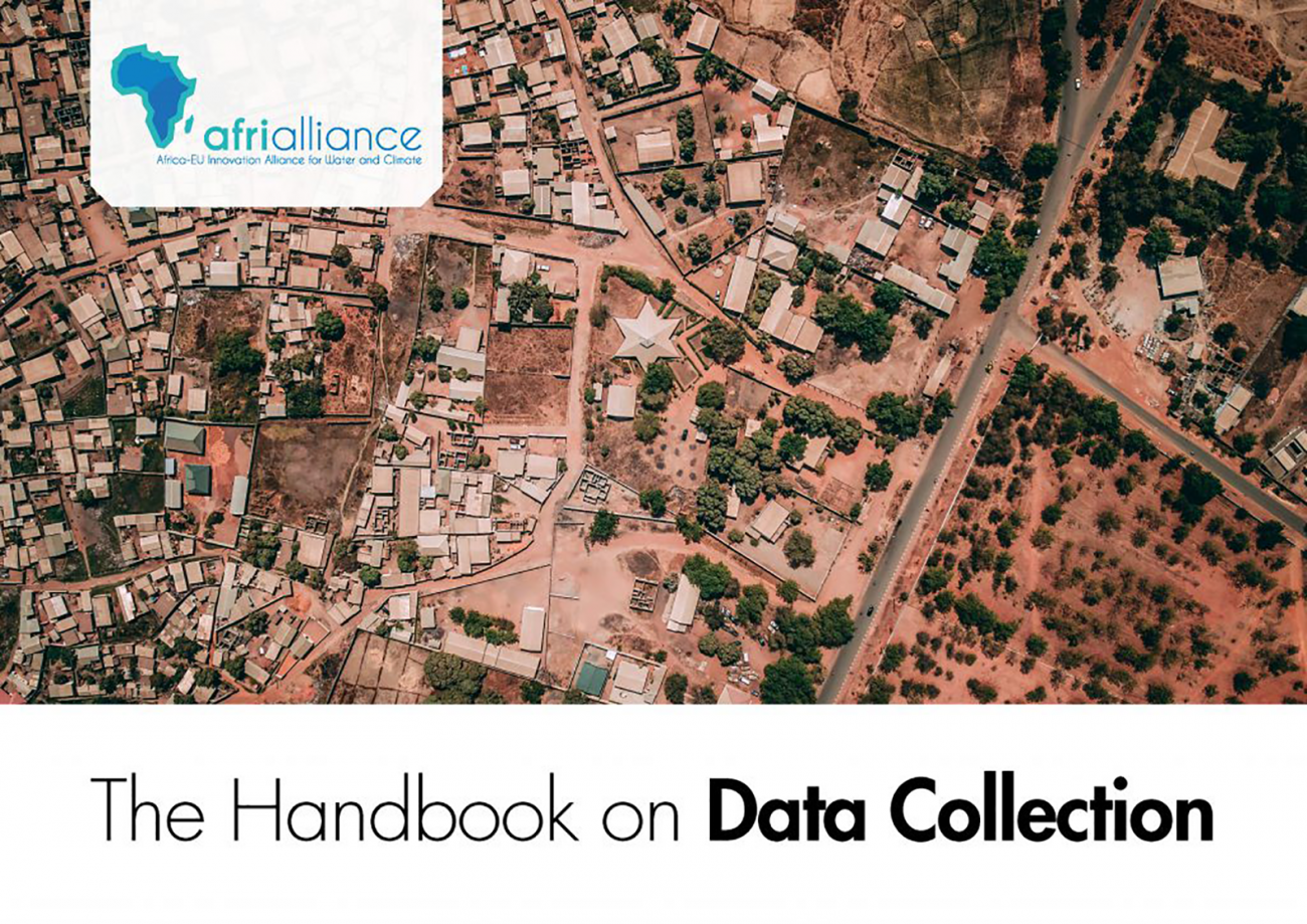 Front cover of the Handbook on Data Collection