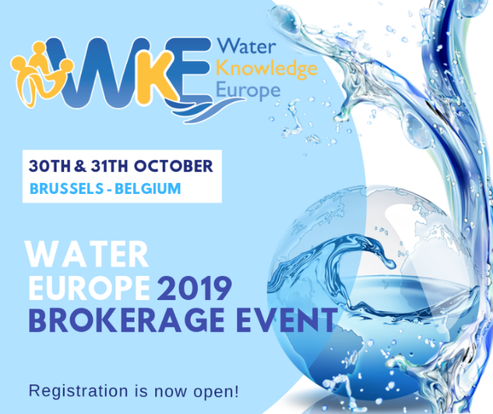 Water Knowledge Europe 2019