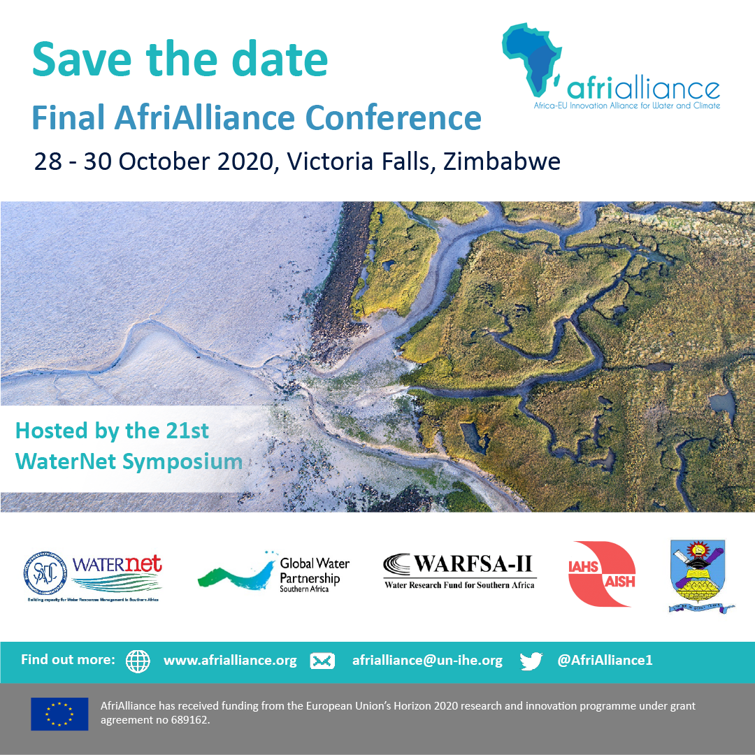AfriAlliance Final Conference Save the Date