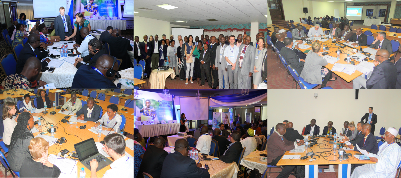 The needs-related content of the Hub was collated by the AfriAlliance partners through workshops and interviews